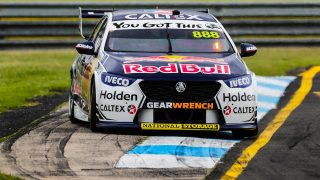 Lowndes fastest in final Friday session