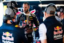 Engine failure ended van Gisbergen's race