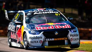 Triple Eight extends Holden, Red Bull deals