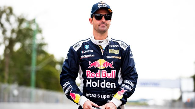 Whincup's Commission pledge: 'I'm no puppet'