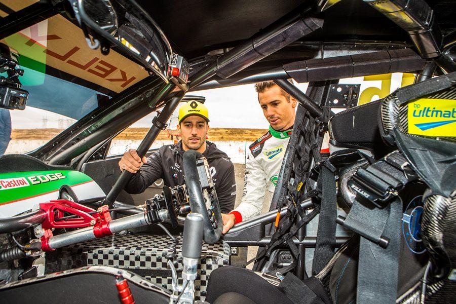 Gallery: Daniel Ricciardo's Supercars laps | Supercars