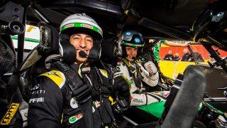 Gallery: Daniel Ricciardo's Supercars laps