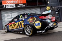 Australian-themed livery for Reynolds at Bathurst