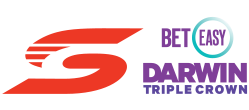 V8 Supercars - BetEasy Darwin Triple Crown logo