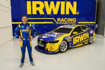 IRWIN Racing launches Winterbottom livery