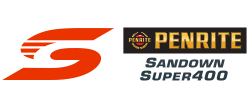 V8 Supercars - Penrite Oil Sandown Super400 logo