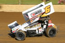 Waters achieves Sprint Car career first