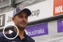 Whincup reflects on dramatic Newcastle 2017