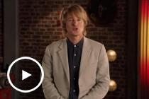 A special Disney message from Owen Wilson
