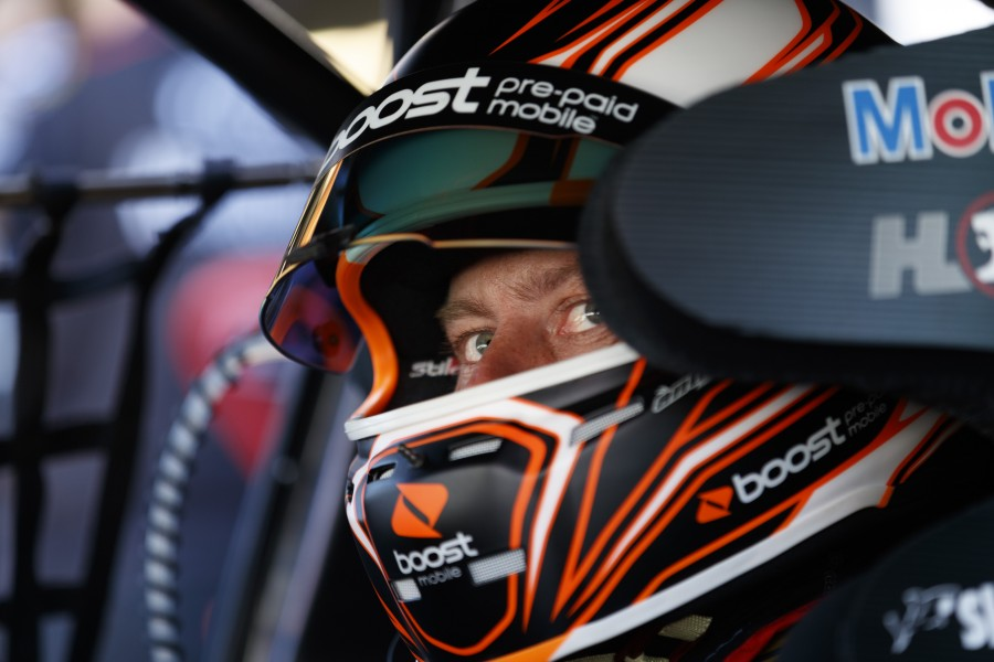 James Courtney of Walkinshaw Racing during the Clipsal 500,  at the Adelaide Street Circuit, Adelaide, South Australia, March 04, 2017.