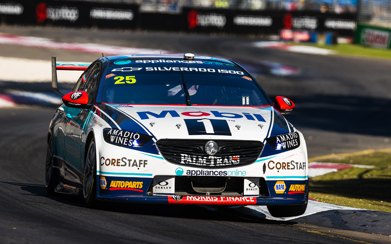 'Like a blowtorch': Mostert's first-race pain
