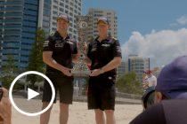Lowndes and Richards on PIRTEK Enduro Cup win