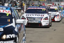 Nissan gains speed on-track