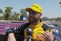 Top three interviewed: Race 17 Darwin SuperSprint