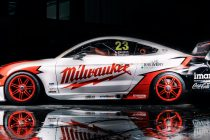 New-look Milwaukee Mustang for retro round