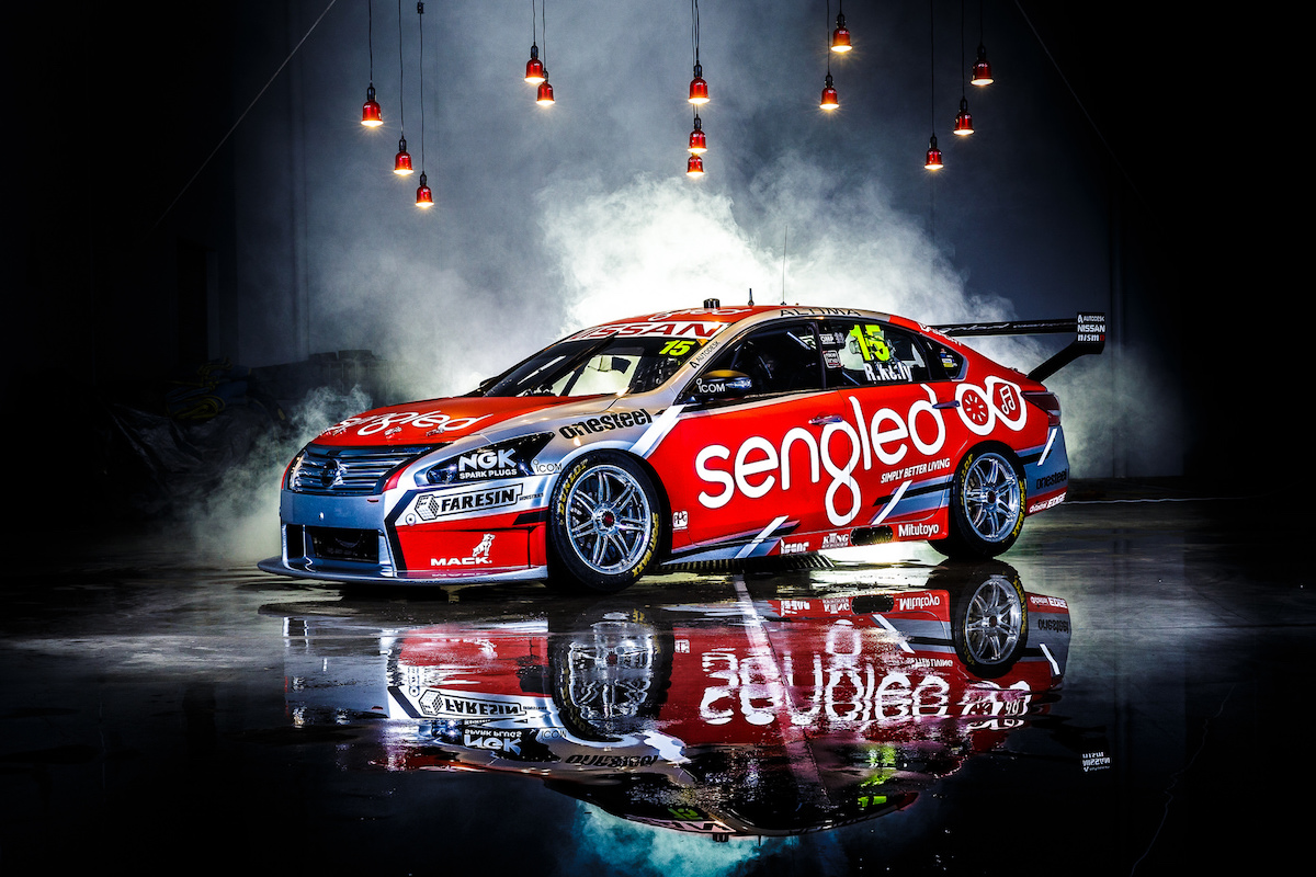 Rick Kelly Sengled unveil