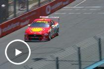 McLaughlin's superb lap to take pole