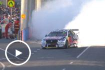 Final lap: Van Gisbergen's charge and celebration