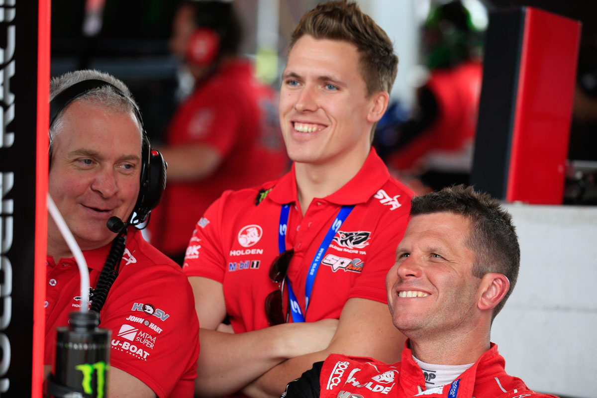 HRT wants to give Tander ultimate send-off