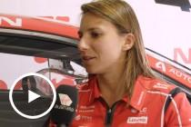 De Silvestro ready for second season