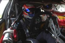 Coulthard hitches ride with Percat