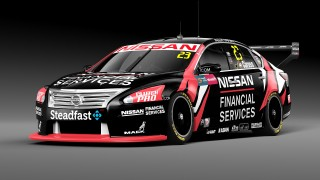 Caruso to race Nissan Financial Services Livery in Sydney