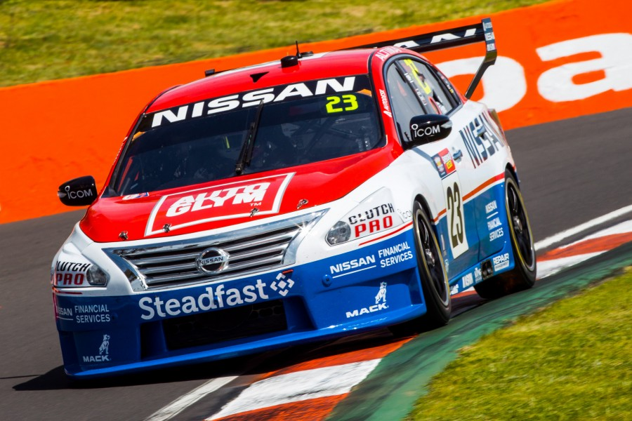 Nissan's Supercars sojourn included popular retro liveries