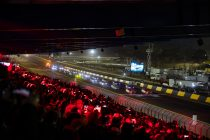 Teams encouraged by night race reception
