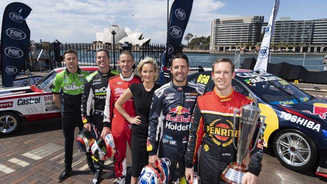 Australian-first for Bathurst broadcast