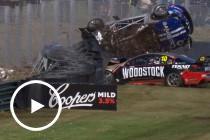 ALL ANGLES: Hazelwood's major Sandown crash