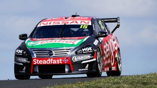 Rick Kelly fastest as times tumble in Sydney