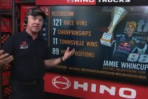 Larko: McLaughlin feeling Whincup pressure