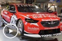 Holden backing for Percat Commodore
