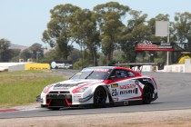 Nissan drivers prepare for Bathurst challenge
