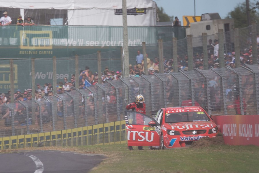 event 03 of the 2013 Australian V8 Supercar Championship Series