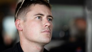 Autograph no-show may end Stanaway's season