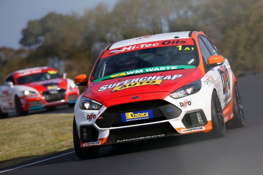 The Focus Mostert will drive at Bathurst