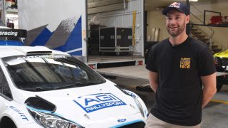 Van Gisbergen eyes Australian Rally Championship debut