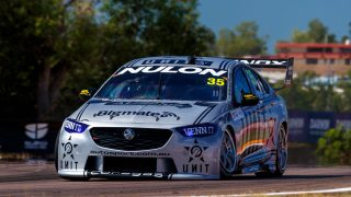 Pitlane loss offset Hazelwood 'hot effort'