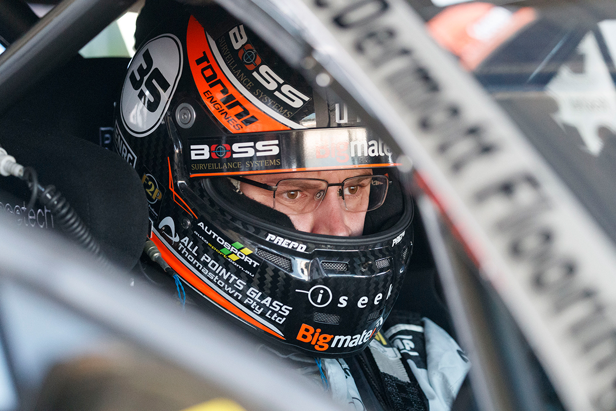 Hazelwood keen for compound switch   Supercars