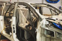 Full rebuild for rolled Mazda SuperUte
