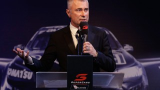 Greg Rust to depart Supercars