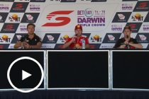 Saturday Press Conference: 2019 BetEasy Darwin Triple Crown