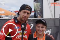 Mostert takes the mic in Adelaide