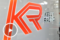 Inside Kelly Racing's 'thousands of stickers' rebrand