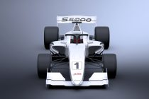 Supercars legends to debut S5000 in Newcastle