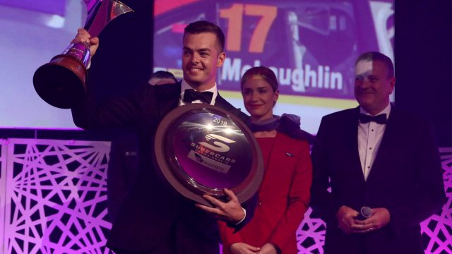All the winners from the Supercars Gala Awards