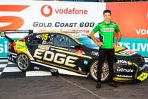Kelly unveils new look for Gold Coast