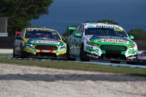 Frustrated Tickford drivers 'trying everything'