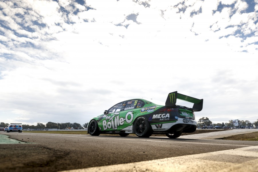 Mark Winterbottom of Prodrive Racing Australia during the Winton SuperSprint,  at the Winton Motor Raceway, Winton, Victoria, May 21, 2017.